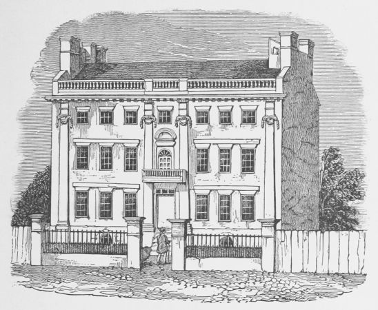Home of Thomas Hutchinson