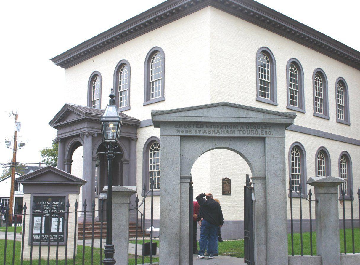 Touro Synagogue, Newport, Rhode Island