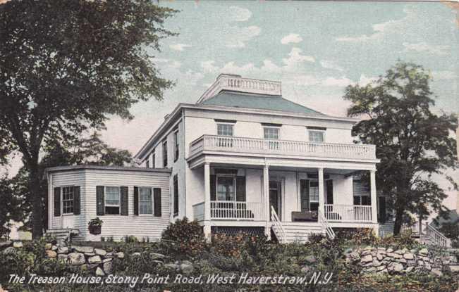 Treason House, Stony Point, New York