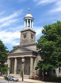 United First Parish Church, Quincy, Massachusetts