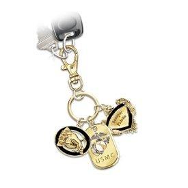 US Marines Key Chain