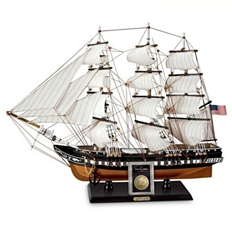 USS Constitution Commemorative Set