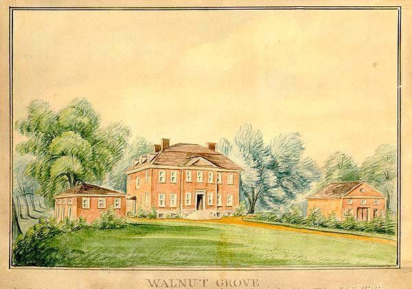 Walnut Grove, Home of Joseph Wharton