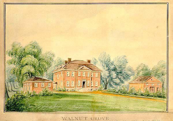 Walnut Grove, Home of Joseph Wharton