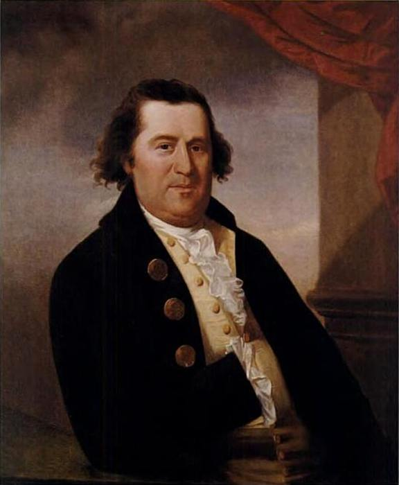 William Dawes Portrait by John Johnson