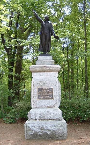 William Hooper Grave