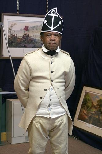 1st Rhode Island Regiment Uniform
