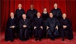 2008 United States Supreme Court justices