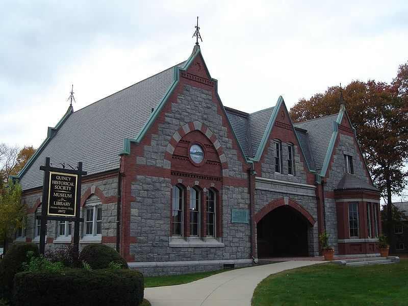 Adams Academy, Quincy, Massachusetts