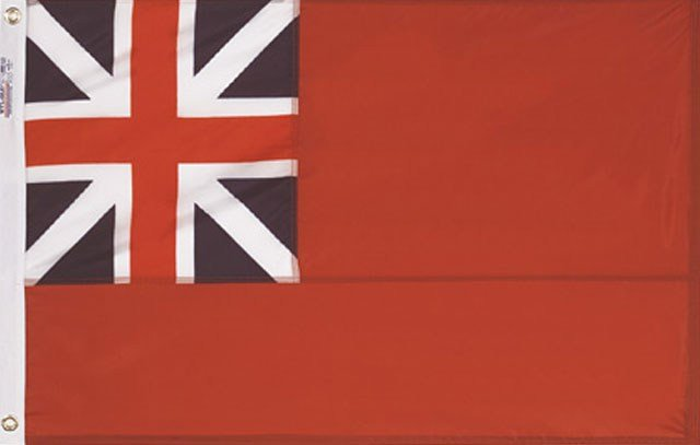 British Red Ensign Flag