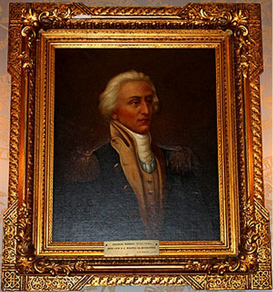 General Francis Marion by PP Marion