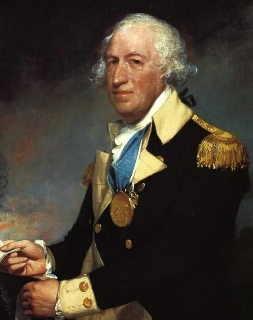 General Horatio Gates by Gilbert Stuart