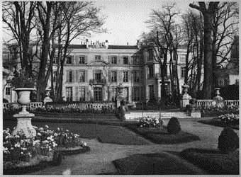 John Adams home at Auteuil, France