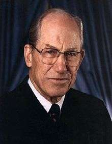 Justice Byron White