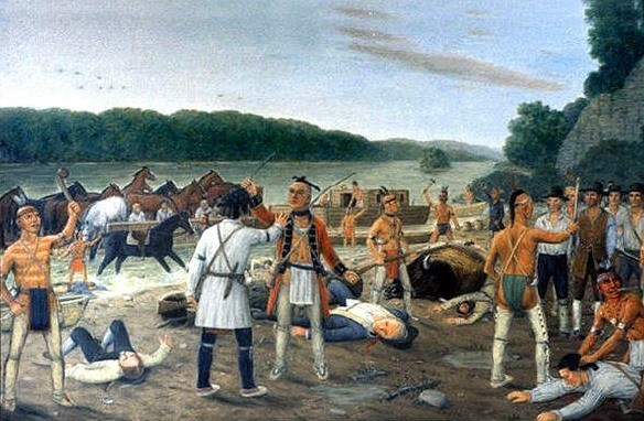 Lochry's Defeat by Hal Sherman